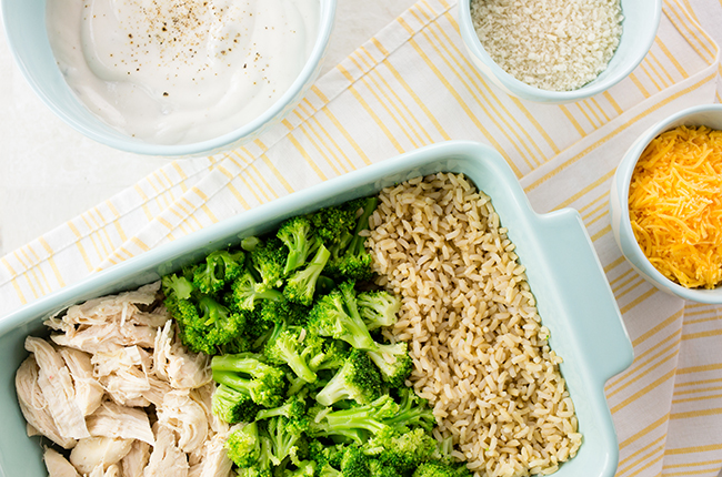 the best chicken and rice recipe ingredients in casserole dish