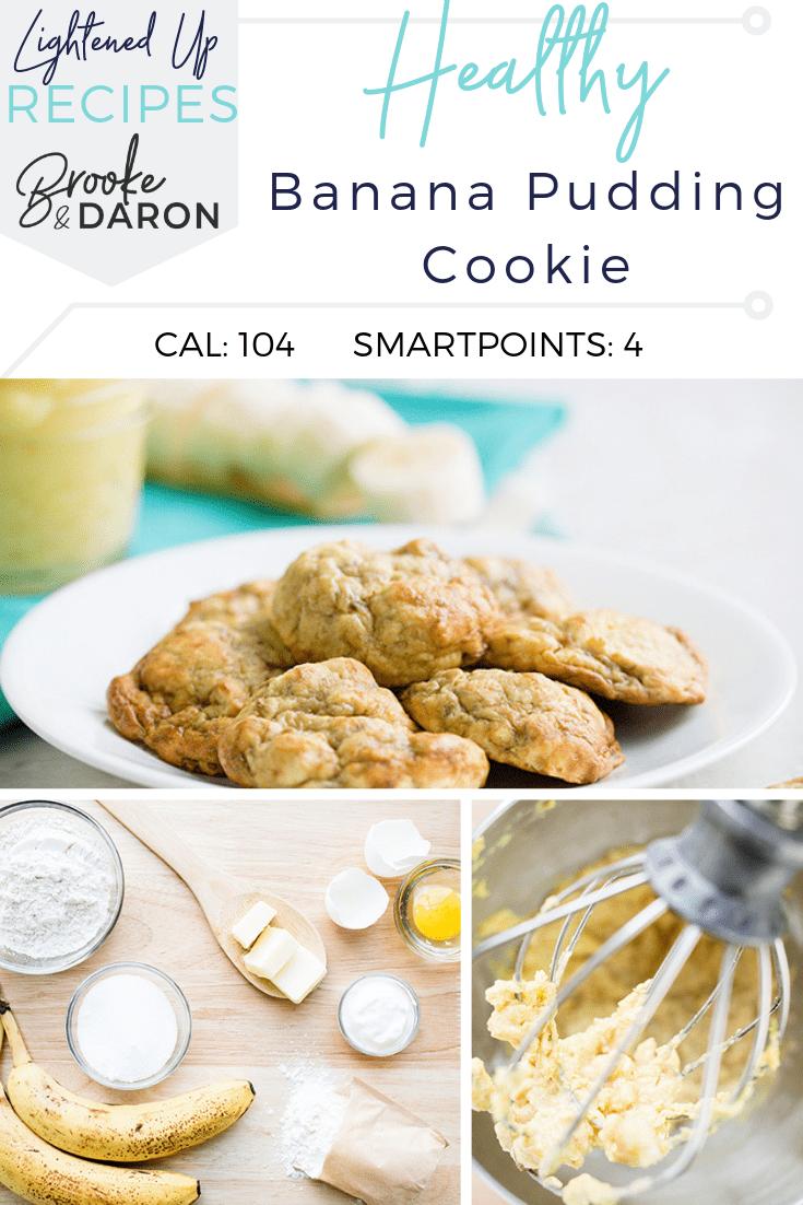 Banana Pudding Cookies Recipe