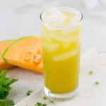 Refreshing Cantaloupe Juice Recipe