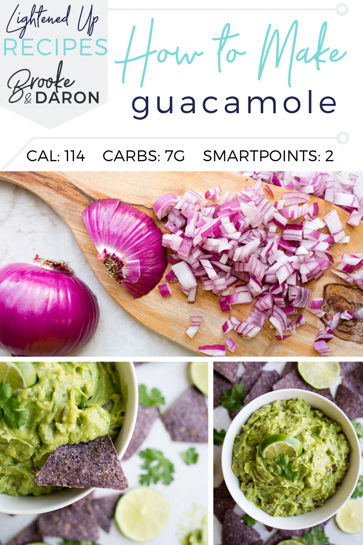 How to Make Authentic Guacamole Recipe