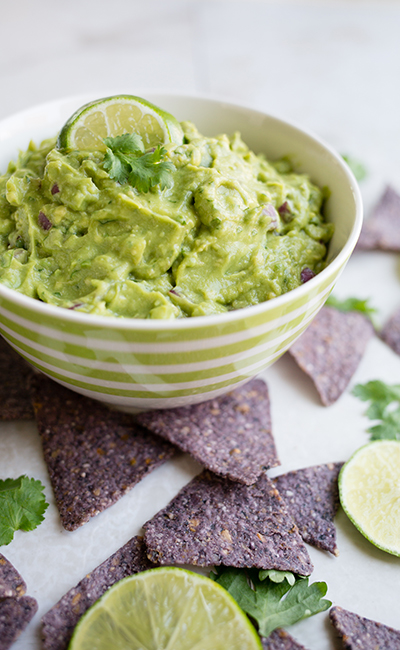 How to Make an Authentic Guacamole Recipe