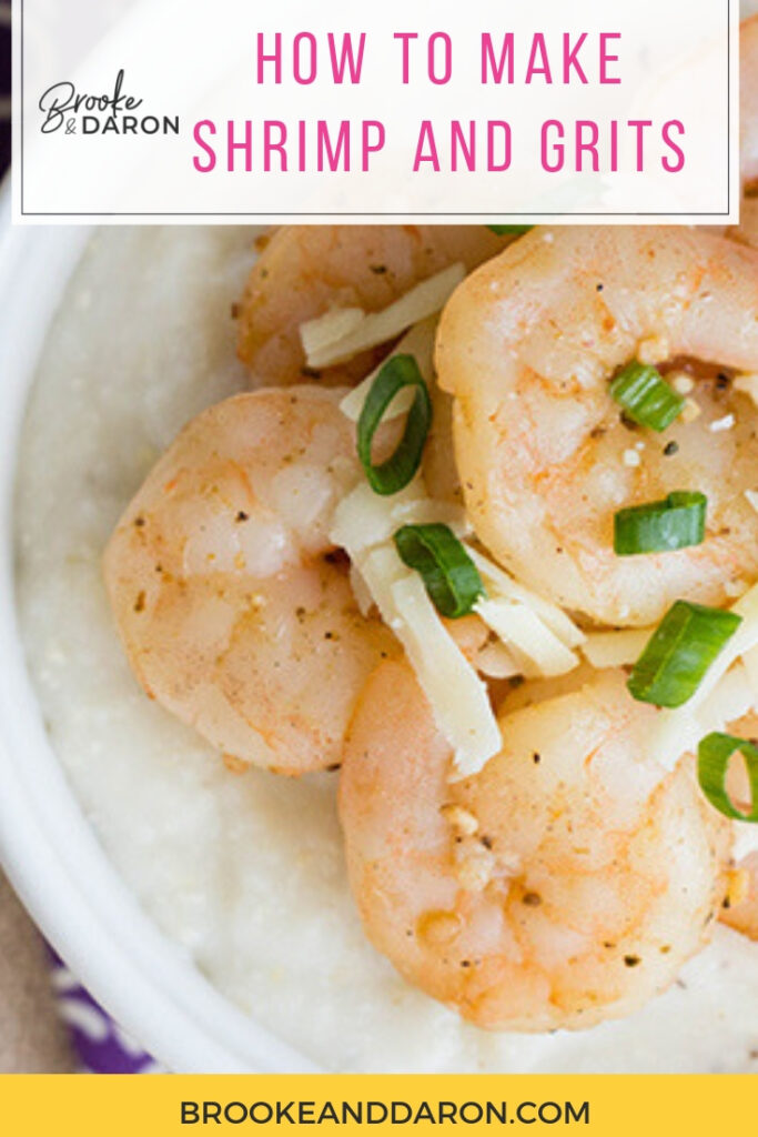 How to make cajun shrimp and grits recipe
