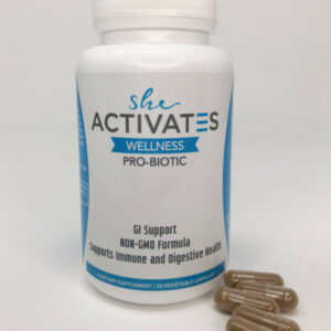 she activates women's probiotic