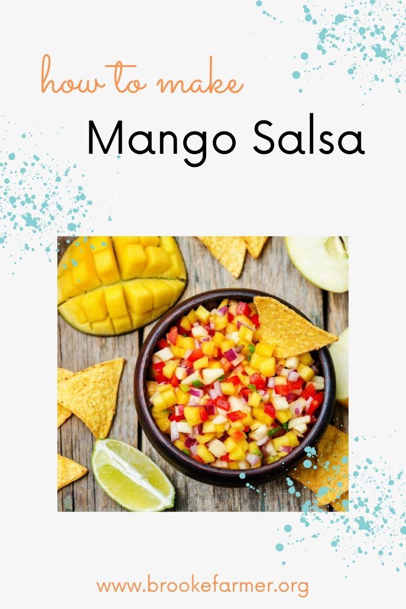 How to Make a Mango Salsa Recipe