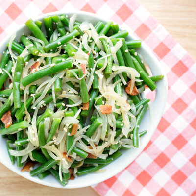 Country Style Best Green Bean Recipe