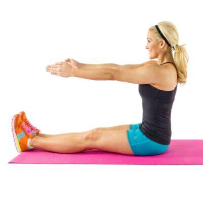 Beginner Ab Workout Plan: 7 Easy Exercises