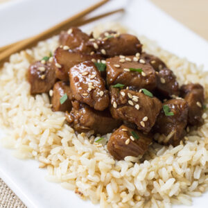 image of Japanese Chicken Teriyaki