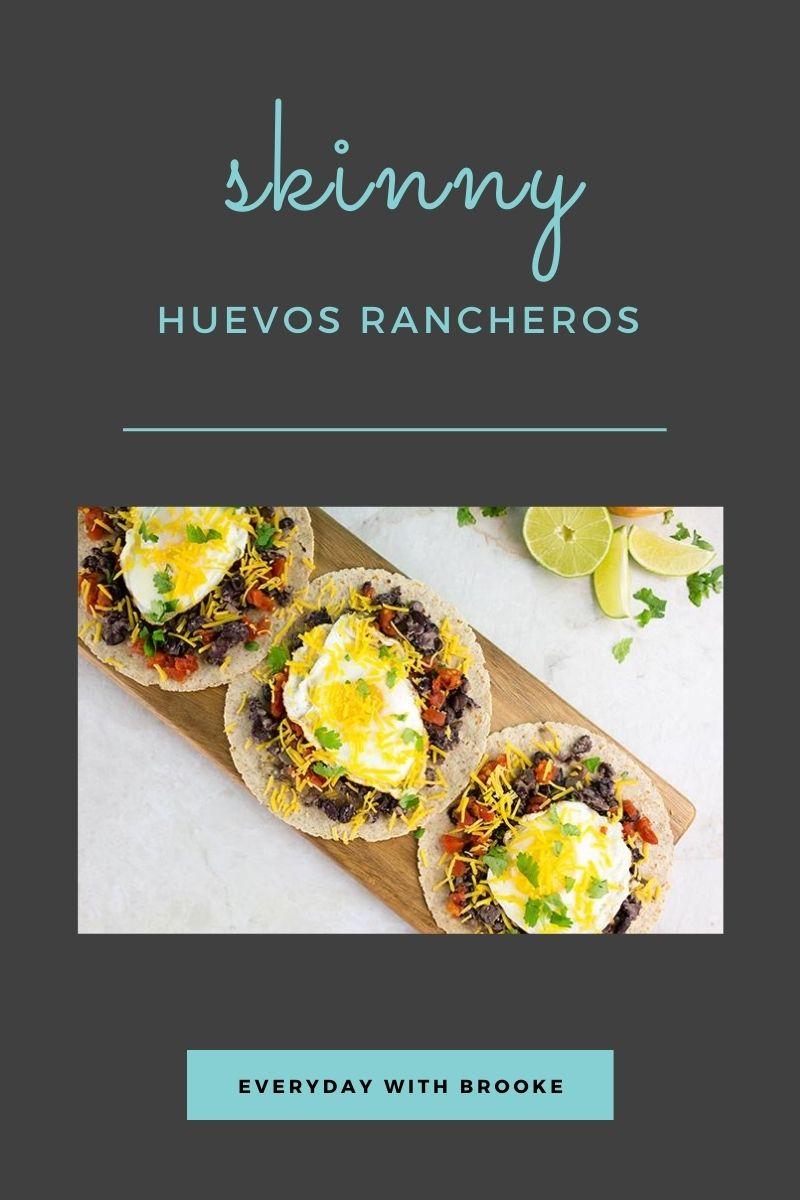 Skinny Huevos Rancheros