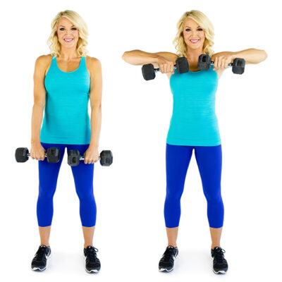 Dumbbell Arm Workout Routine: 15 Exercises for Toned Arms