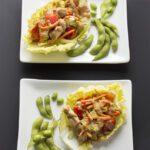 image of lettuce wraps