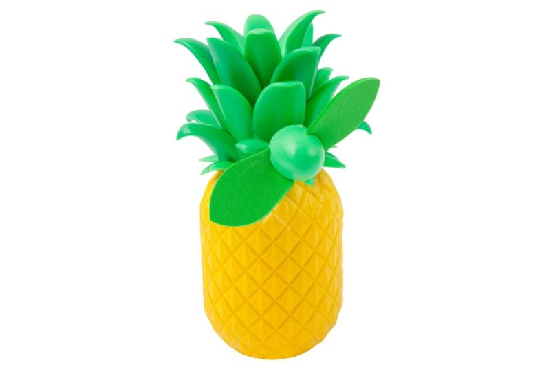 Image of Pineapple Beach Fan for Summer Must-Haves