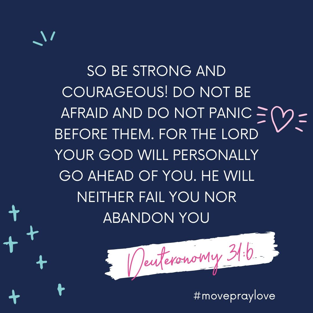 scripture to help stop overthinking