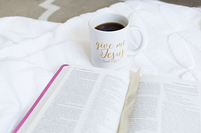 bible reading for how to deepen your prayer life