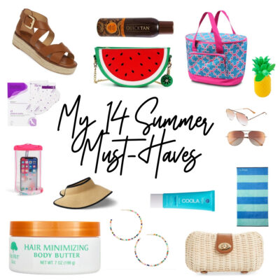 Summer Must-Have Items