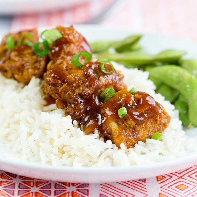 healthy general tso's chicken recipe  better than takeout