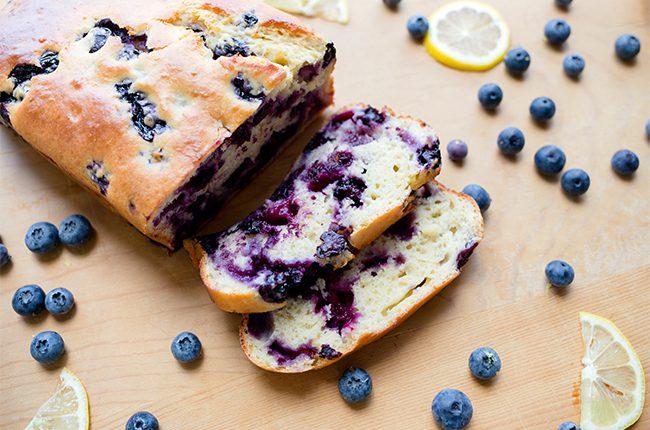Healthy Loaf Cake