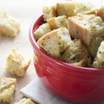 Easy Homemade Italian Croutons