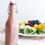 Light and Easy Strawberry Poppy Seed Dressing