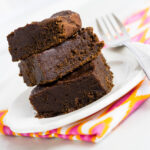 Light and Easy: Pumpkin Chocolate Brownies with Two Ingredients