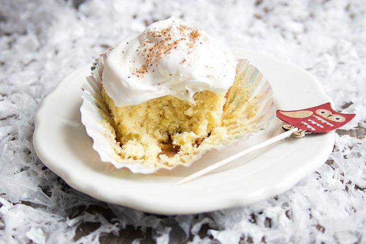 Bitten Cupcake