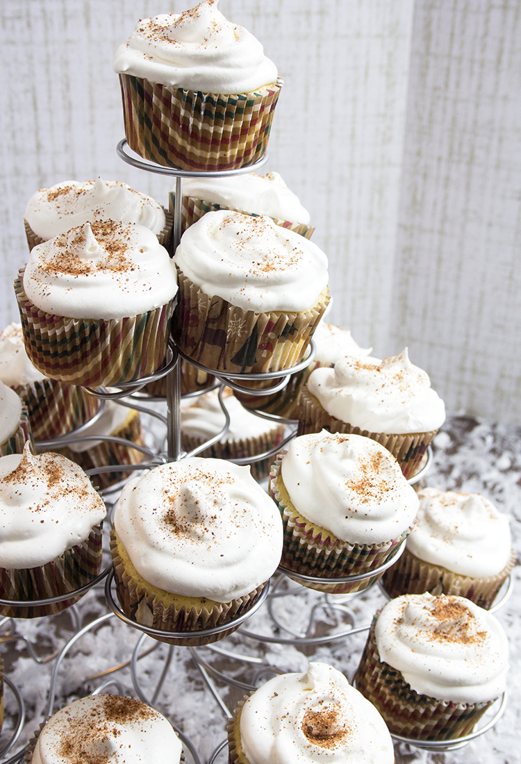 Lightened-Up Cupcakes