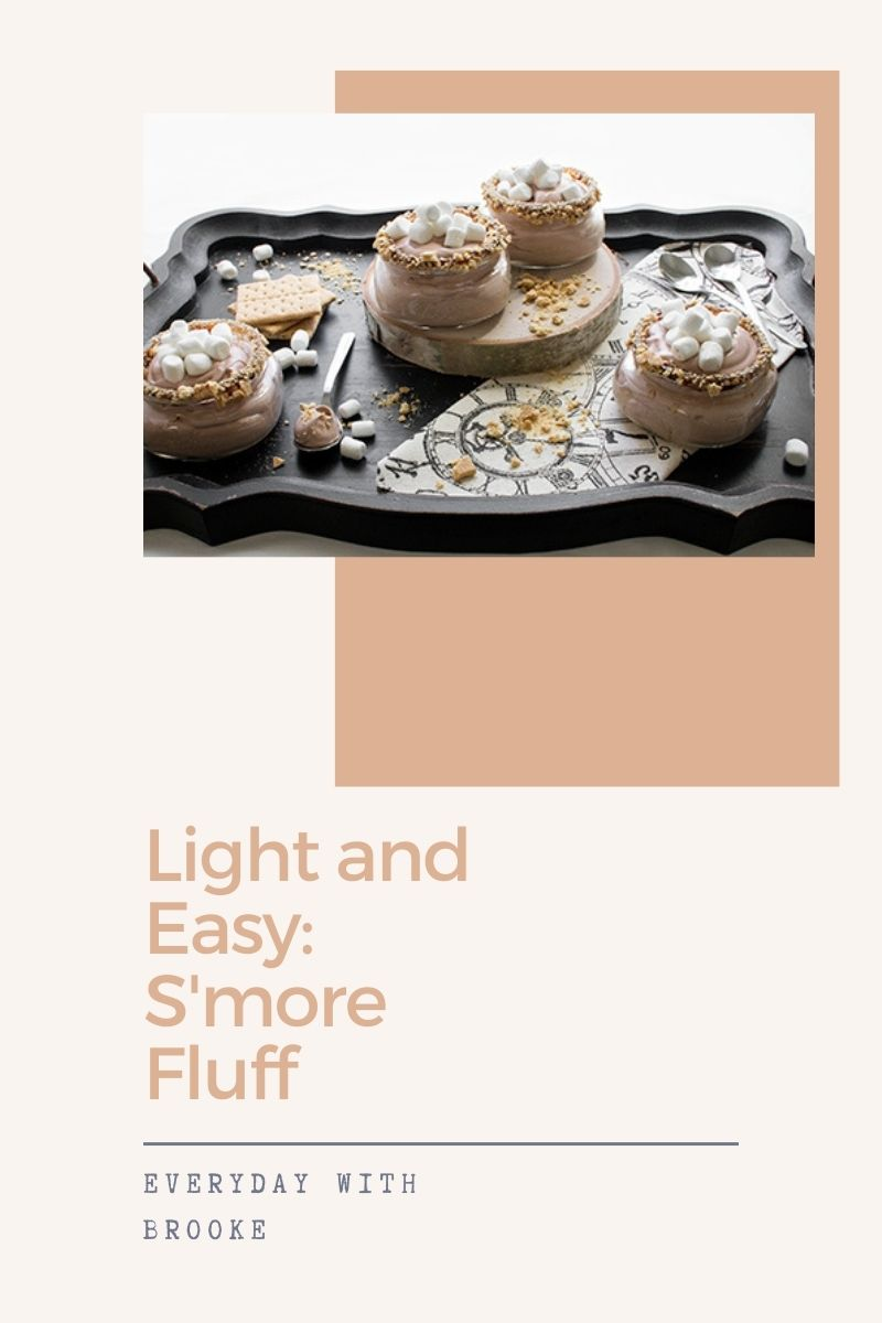 Light and Easy: S'more Fluff