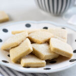 Light and Easy: Shortbread Cookies
