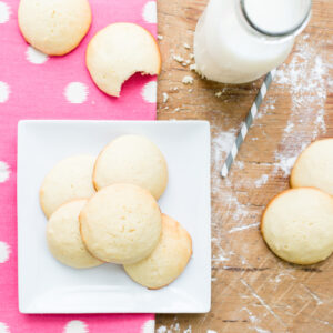 Light and Easy: Homemade Sugar Cookies