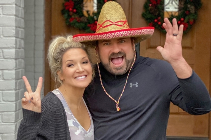 brooke and daron mexican fiesta