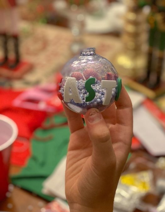 ornament for baking ideas