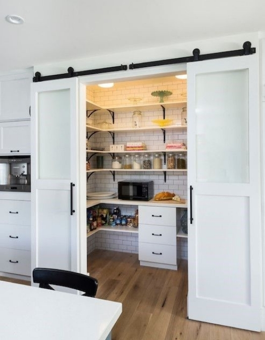 beautiful pantry design with perfect organization ideas