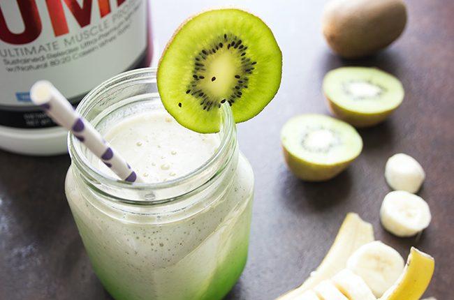 Kiwi Protein Shake