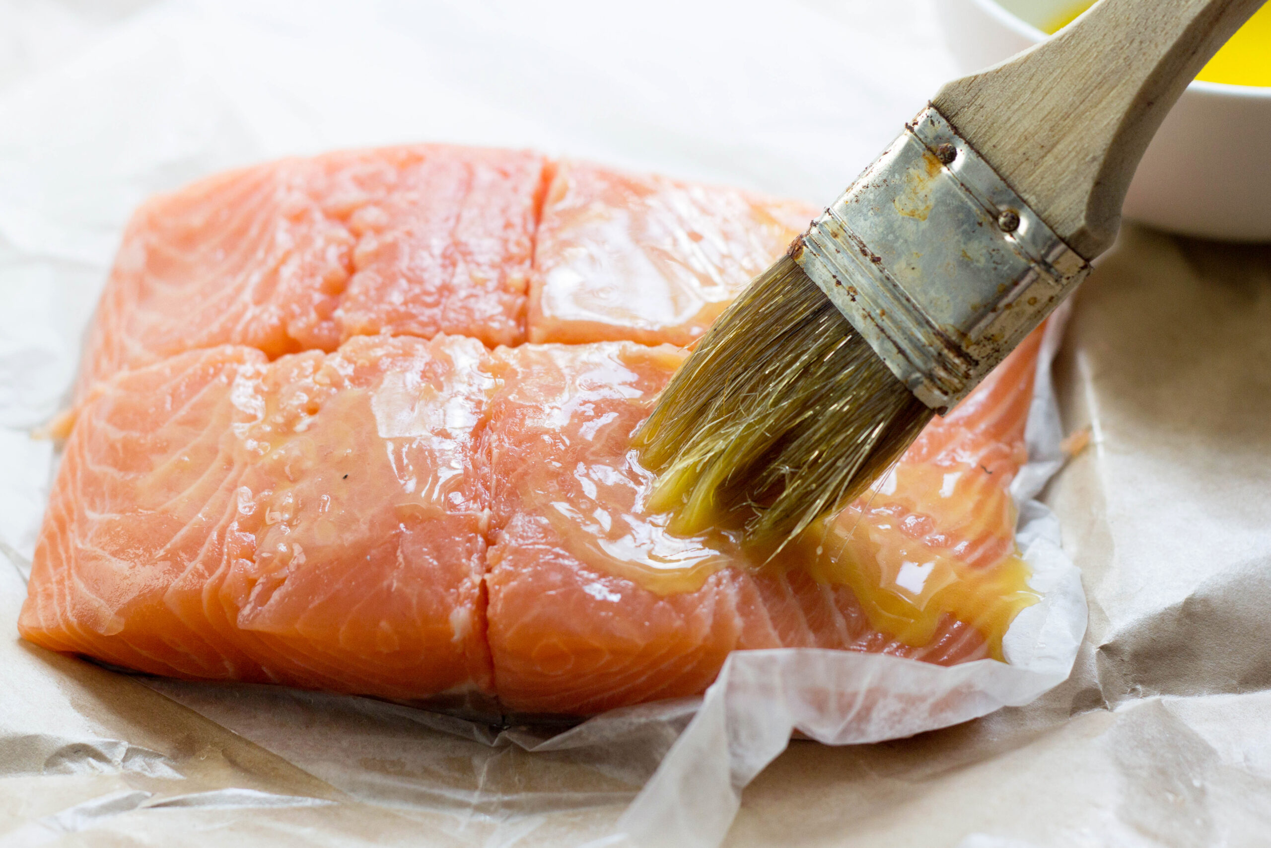 Salmon Pre Bake