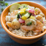 Quick Jamaican Jerk Shrimp