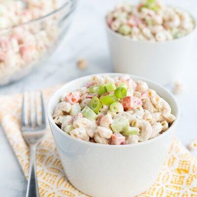 Macaroni Salad Classic Light Recipe